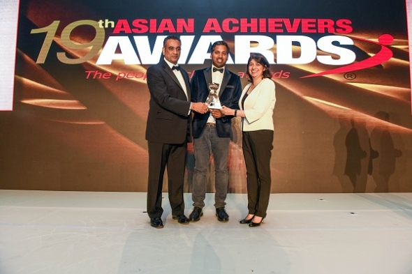 Asian Achievers Awards 2019: champions inclusivity with early diversity and media pioneer and UK lawyer who had role in repealing anti-gay section 377 in India…