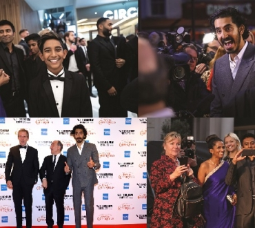 London Film Festival 2019: Opening Gala Film – Dev Patel in 'The Personal History of David Copperfield' (picture gallery)