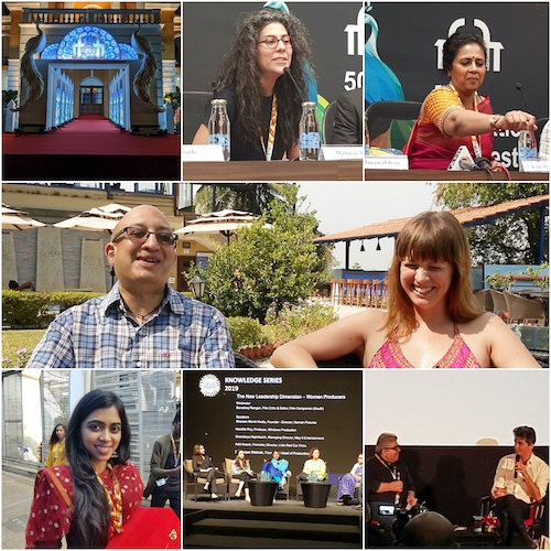 IFFI50 – The Final wrap, what's coming videos and bird bite news from the fest…