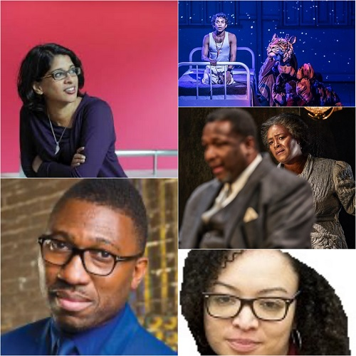 Influential Asians and other minority Britons working in theatre, according to top trade title