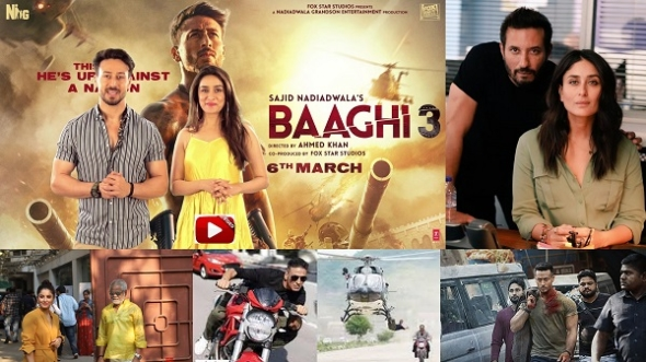 Bollywood asianculturevulturevibes – from our Mumbai correspondent: 'Baaghi 3', 'Angrezi Medium', 'Kaamyaab', 'Sooryavanshi'…