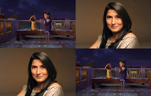 'Sitara – Let Girls Dream' – Oscar winner Sharmeen Obaid-Chinoy tells acv why she wants to make animation films and her own inspiration…
