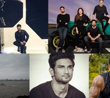 Bollywood asianculturevulture vibes: Stepping out, calling out, when it rains, it pours – Sushant Singh Rajput, Akshay Kumar, AR Rahman, Salman Khan…