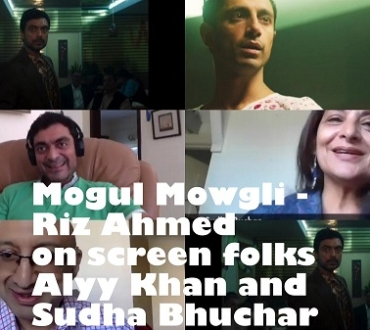 London Film Festival 2020 – Mogul Mowgli: Riz Ahmed's on-screen parents' Alyy Khan and Sudha Bhuchar talk family, culture and artistic legacy…(video)