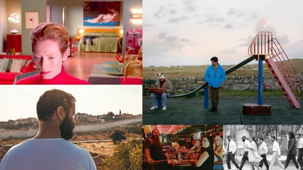 London Film Festival 2020 Reviews more (2/2): The Human Voice; 200 Meters; Limbo; Bloody Nose, Empty Pockets; Time