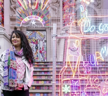 Chila Kumari Singh Burman – Tate Britain, 'Remembering a brave new world' (story)