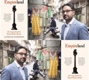 'Empireland' – where it all started for writer Sathnam Sanghera with the Jallianwala Bagh Massacre of 1919…