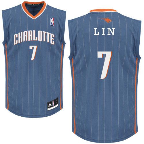 Jeremy Lin Charlotte Bobcats Jersey