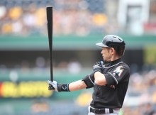 MLB: Miami Marlins at Pittsburgh Pirates