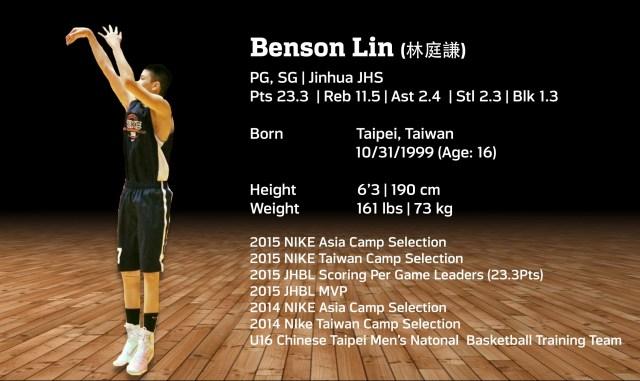 Benson-Lin-profile