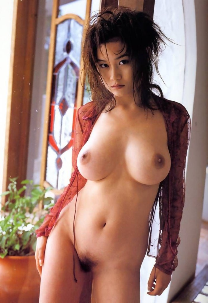 Just take a look at those massive and elastic boobies that our Asian sexy bitch gladly demonstrates.jpg