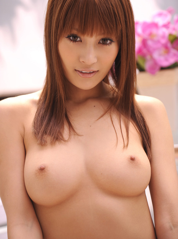 That cute, yet devilishly seductive Asian babe has got very elastic boobs to expose.jpg