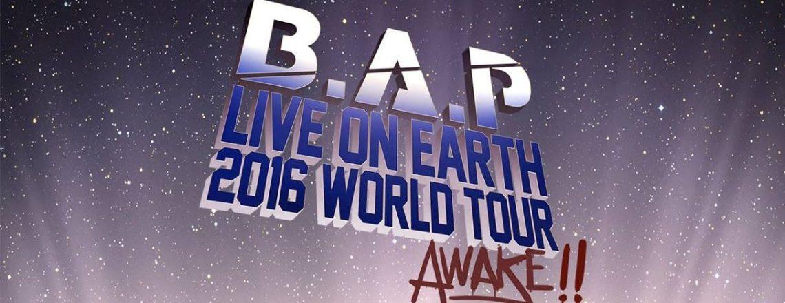 B.A.P de retour en Europe