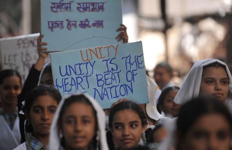 Image result for indian secularism on test
