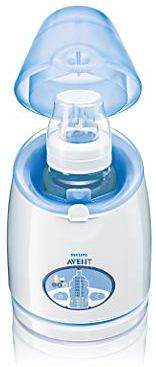 Avent digital warmer