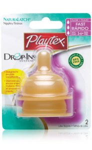 playtex nipple dropins latex