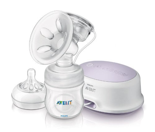 Avent Single Electric Natural Breastpump