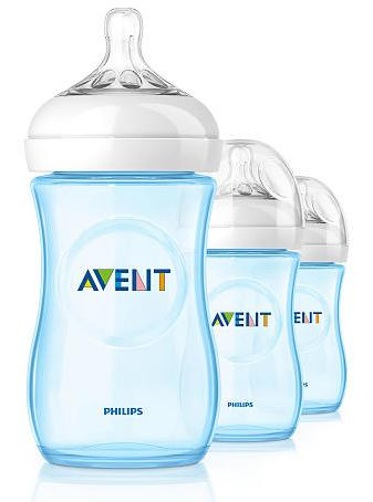 Avent Natural Bottle Special Edition Blue