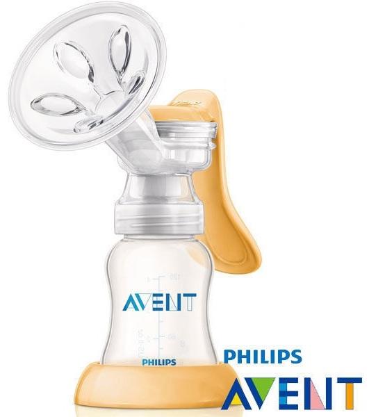 Philips Avent Manual Breastpump Standard