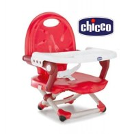 chicco pocket booster seat red