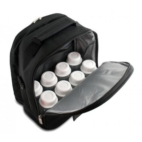 autumnz classique cooler bag black 4