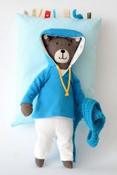 AsiekArt foto handmade teddy bear 5