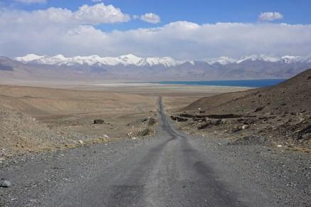 Anfahrt zum Karakul See