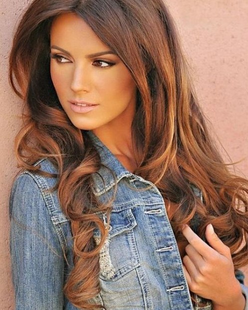 Caramel Hair With Dark Chocolate Roots Solutions For Light Brown