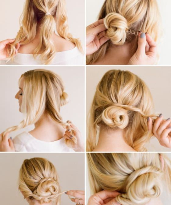 Classy Hairstyles For Girls Work Updo Askhairstyles