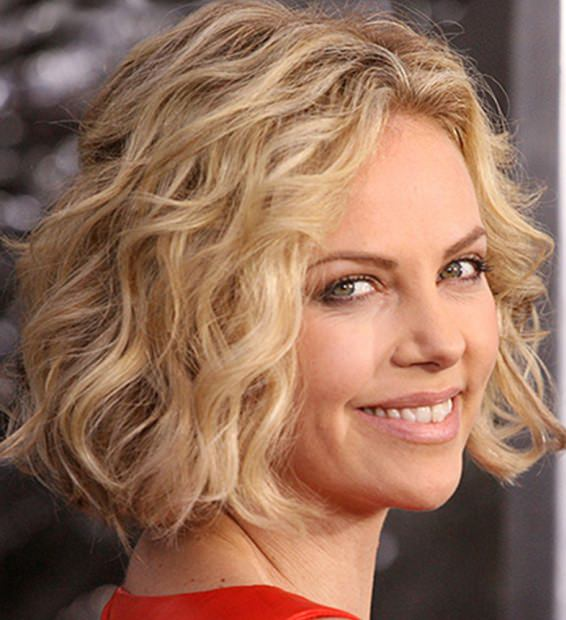 Curly Inverted Bob Cute Haircuts For Girls Askhairstyles