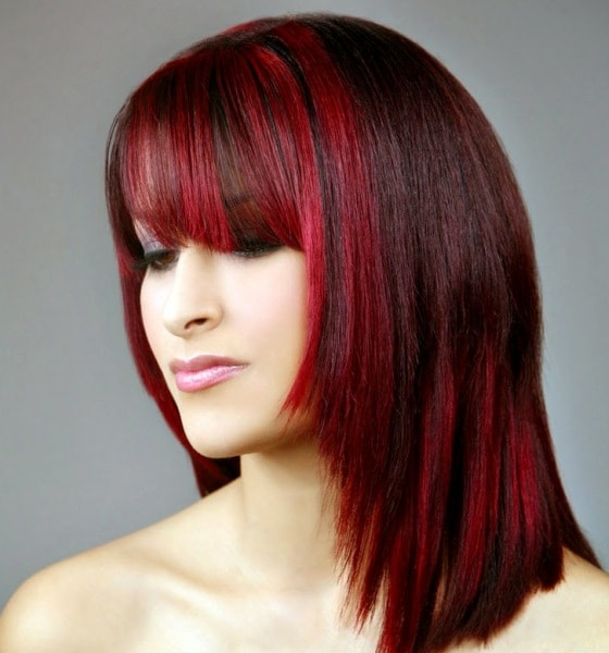 20 Blonde Ombre Hair Color Ideas (Red, Brown and Black Hair) - photo #1