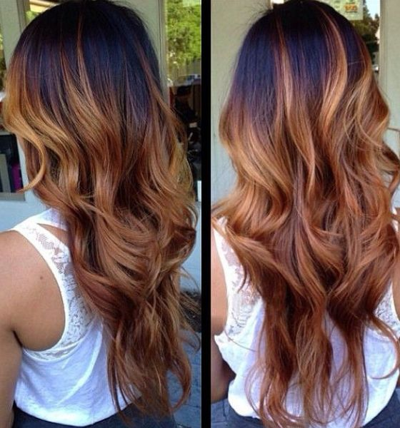 20 Blonde Ombre Hair Color Ideas Red Brown And Black Hair