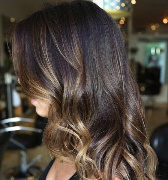 Theme black and blonde ombre hair color have advised