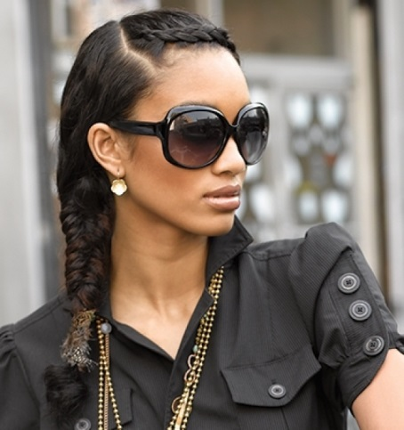 15 French Braid Hairstyles for Black Hair Women
