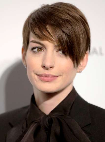 short pixie haircuts femininity