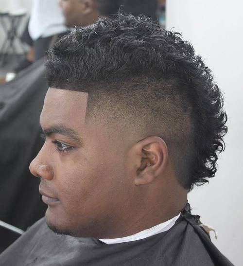 Best Black Men Mohawk Haircuts Styles