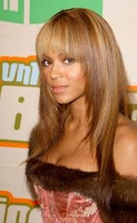 Go Blonde Weave Hairstyle For Black Women Askhairstyles