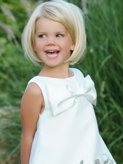 15 Bob Haircuts For Kids