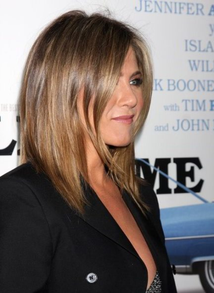 Straight Bob With Fringes A Line Bob Hairstyles Askhairstyles
