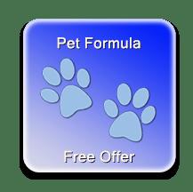button Pet Formula Free Offer