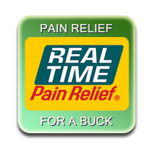 button buy real time pain relief product for a buck