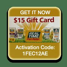 button $15 gift card