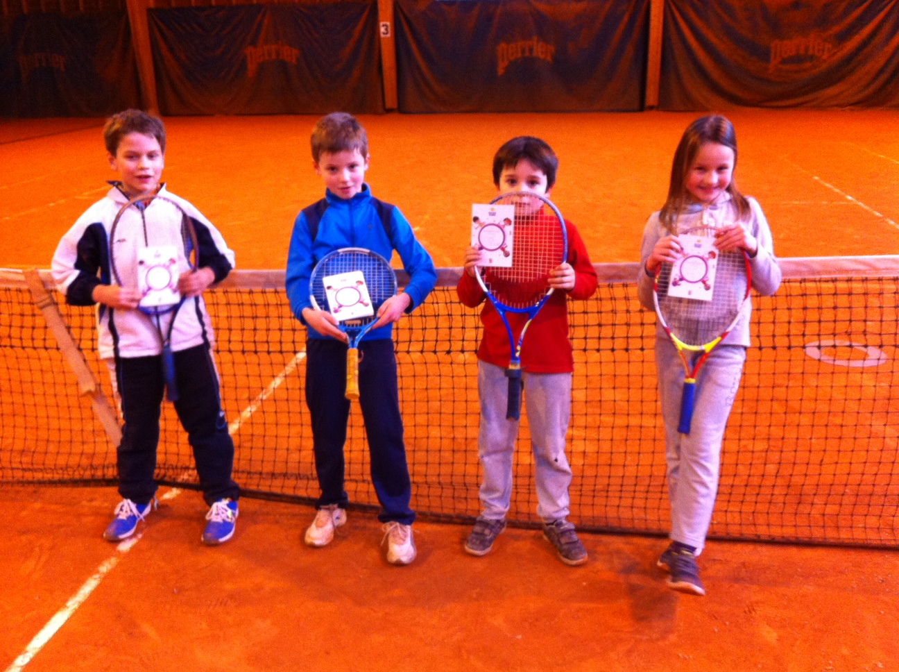 Remise passeports Galaxie Tennis 2