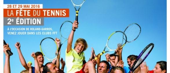 Fête du tennis 2016