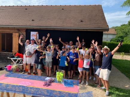 La super fête du tennis ASL 2919