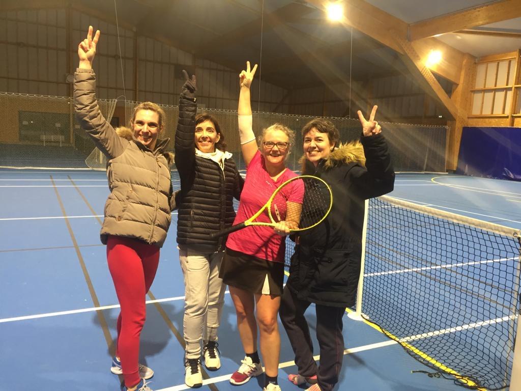 ASL Tennis une dynamique incroyable
