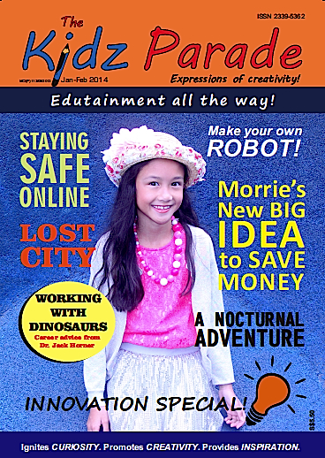 The Kidz Parade Issue 4