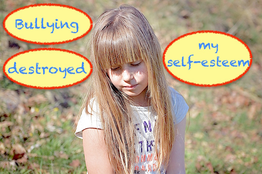 bullying affect self-esteem