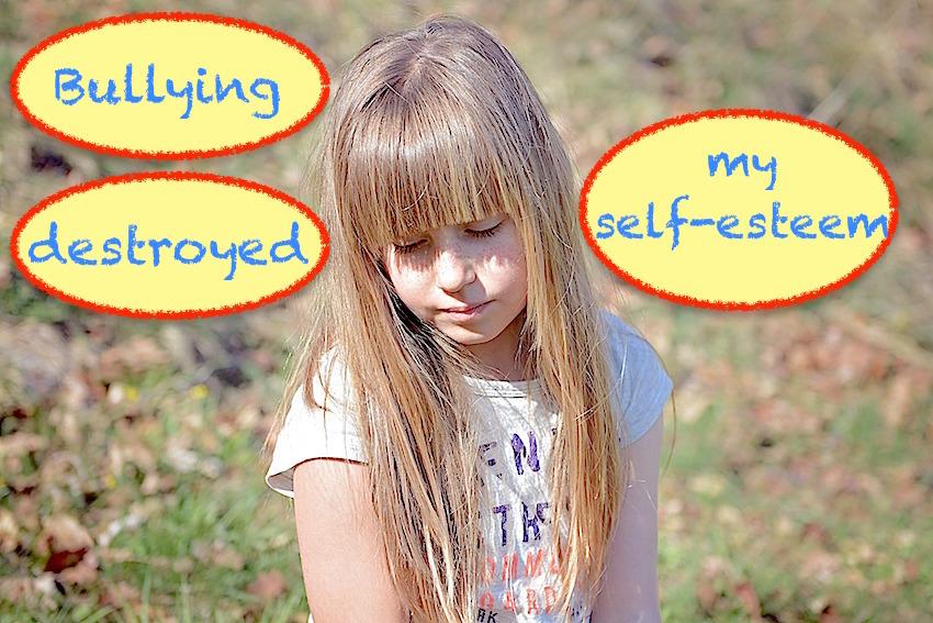 bullying affect self-esteem