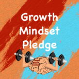 Growth Mindset Pledge